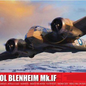 Airfix Bristol Blenheim Mk.IF A09186