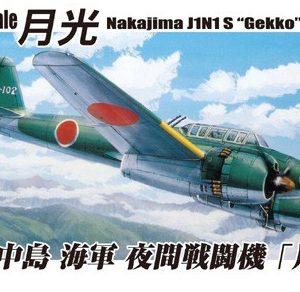 Aoshima IJN Nakajima Night Fighter Gekki 33159