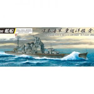 Aoshima Full Hull IJN Heavy Crusier Atago 1942 43271