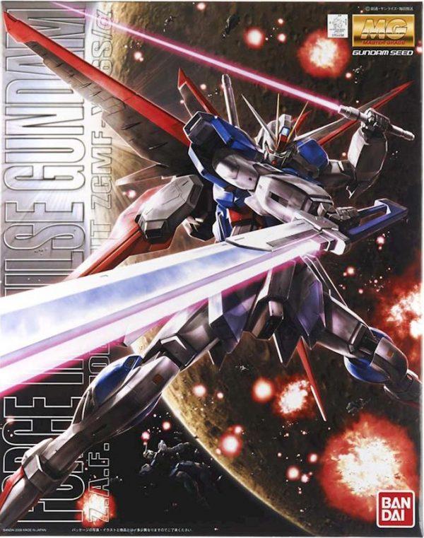 Bandai Force Impulse SE Gundam MG 154498