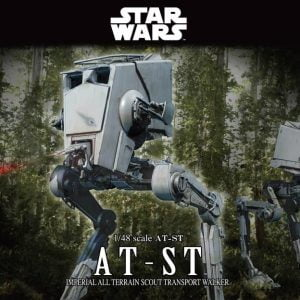 Bandai Star Wars AT-ST 194869