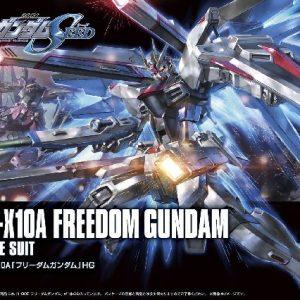 Bandai ZGMF-X10A Freedom Gundam HGCE 5057404