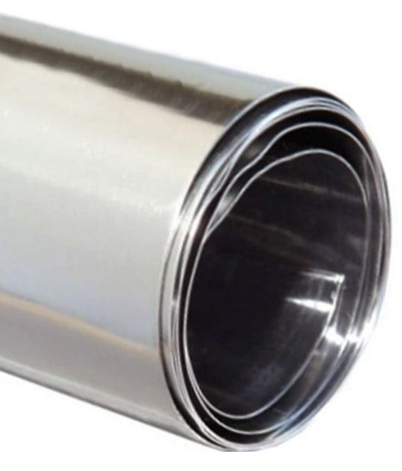 Flexible Metal Foil - TIN PEWTER by Green Stuff World GSW 9246