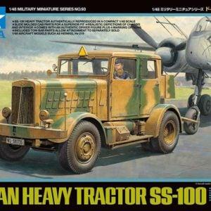 Tamiya German Heavy Tractor Ss-100 32593