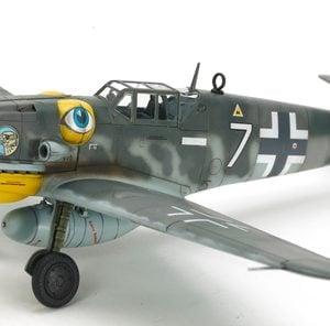 Tamiya Messerschmitt Bf109 G-6 60790
