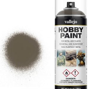 Vallejo Acrylic US Olive Drab Spray 28005