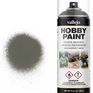 Vallejo Acrylic German Field Grey Spray 28006