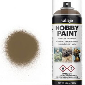 Vallejo Acrylic English Uniform Spray 28008