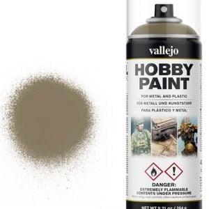 Vallejo Acrylic US Khaki Spray 28009