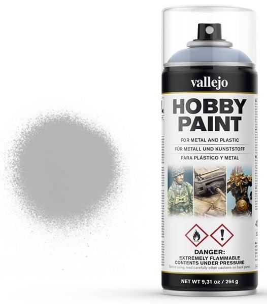 Vallejo Acrylic Grey Primer Spray 28011