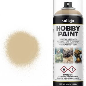 Vallejo Acrylic Bone White Spray 28013