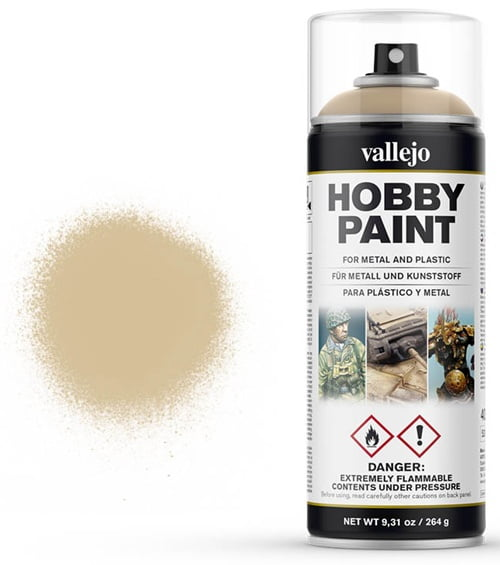 Vallejo Acrylic Bone White Spray 28013