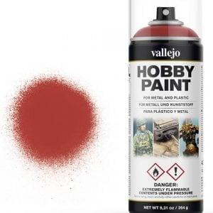 Vallejo Acrylic Scarlet Red Spray 28016