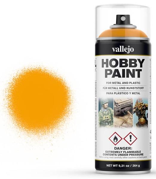 Vallejo Acrylic Sun Yellow Spray 28018