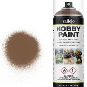 Vallejo Acrylic Beasty Brown Spray 28019