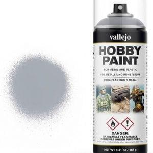 Vallejo Acrylic Silver Spray 28021