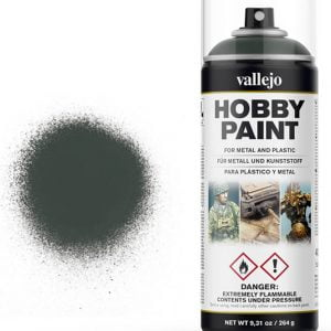 Vallejo Acrylic Dark Green Spray 28026
