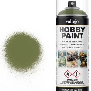 Vallejo Acrylic Goblin Green Spray 28027