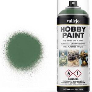 Vallejo Acrylic Sick Green Spray 28028