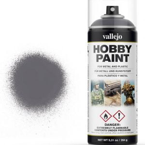 Vallejo Acrylic Gunmetal Spray 28031