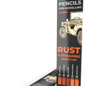 Rust and Streaking Effects Set AKI 10041