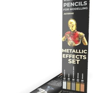 Metallic Effects Set AKI 10046