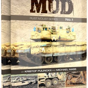 AK Interactive Mud Rust and Dust Series Volume 1 AKI 253