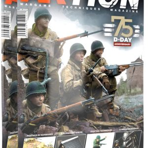 AK Interactive AKtion Magazine Issue 03 AKI 6305