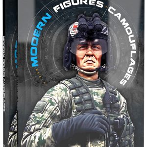 AK Interactive Modern Figures Camouflages Learning 8 AKI 247