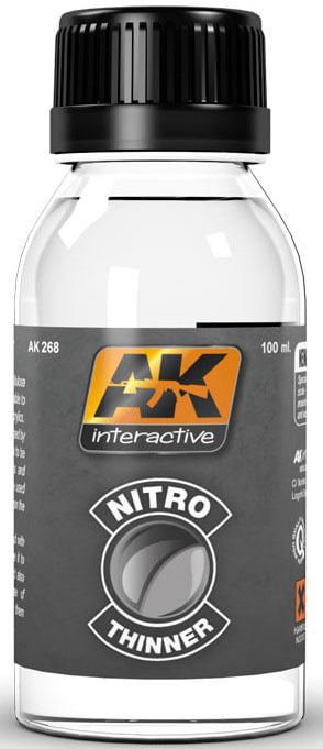 AK Interactive Nitro Thinner AKI 268