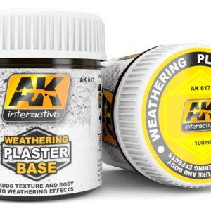 AK Interactive Weathering Plaster Base AKI 617