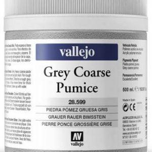 Vallejo Grey Coarse Pumice 28599 500ml