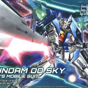 Bandai Gundam 00 Sky HWS Trans-Am Infinity Version Build Divers HG 5055359