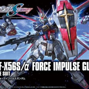 Bandai ZGMF-X56S-a Force Impulse Gundam HGCE 206326
