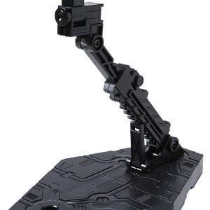 Bandai Action Base 2 Black Display Stand 149845