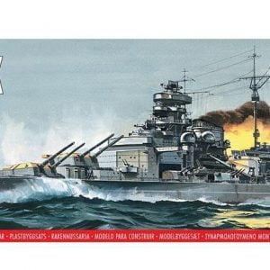 Airfix Bismarck 1/600 Scale A04204V