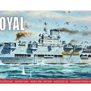 Airfix HMS Ark Royal 1/600 Scale A04208V