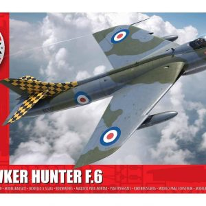 Airfix Hawker Hunter F6 1/48 Scale A09185