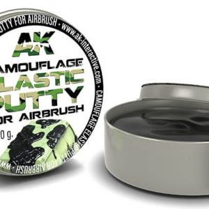 AK Interactive Camouflage Elastic Putty 8076
