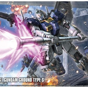 Bandai Ground Type-S Thunderbolt Version HGTB 215641