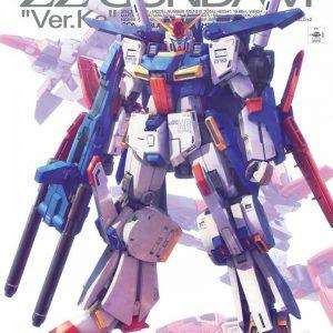 Bandai ZZ Gundam Ver Ka MG 224519