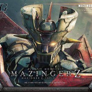 Bandai MaZinger Z Infinity Version Gundam HG 230367