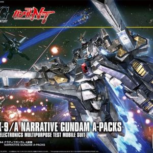 Bandai NT RX-9 A Narrative Gundam A-Packs Gundam HGUC 5055365