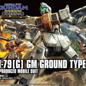 Bandai RGM-79 G GM Ground Type Gundam HGUC 5055757