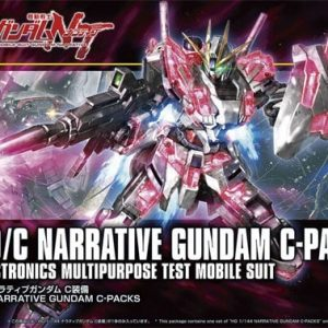 Bandai NT RX-9 C Narrative Gundam C-Packs Gundam HGUC 5056760