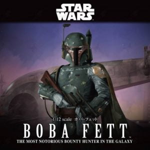 Bandai Star Wars Boba Fett 201305