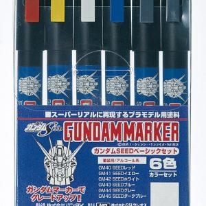 Gundam Marker Seed Basic Set GMS-109