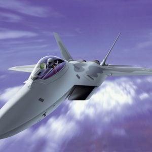 Italeri F-22 RAPTOR 1/72 Scale 1207