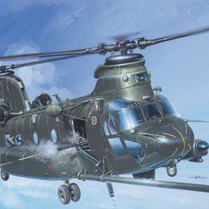Italeri MH-47E SOA CHINOOK 1/72 Scale 1218