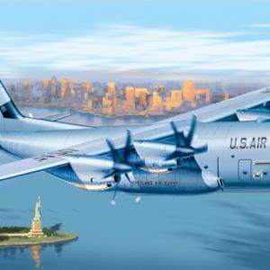 Italeri C-130J Hercules 1/72 Scale 1255